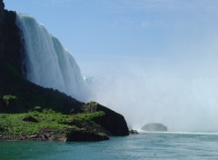 Fonds d'écran Nature Chutes Niagara (Chutes Canadienne)