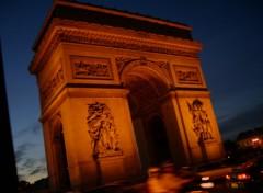 Wallpapers Trips : Europ Acr de triomphe ...