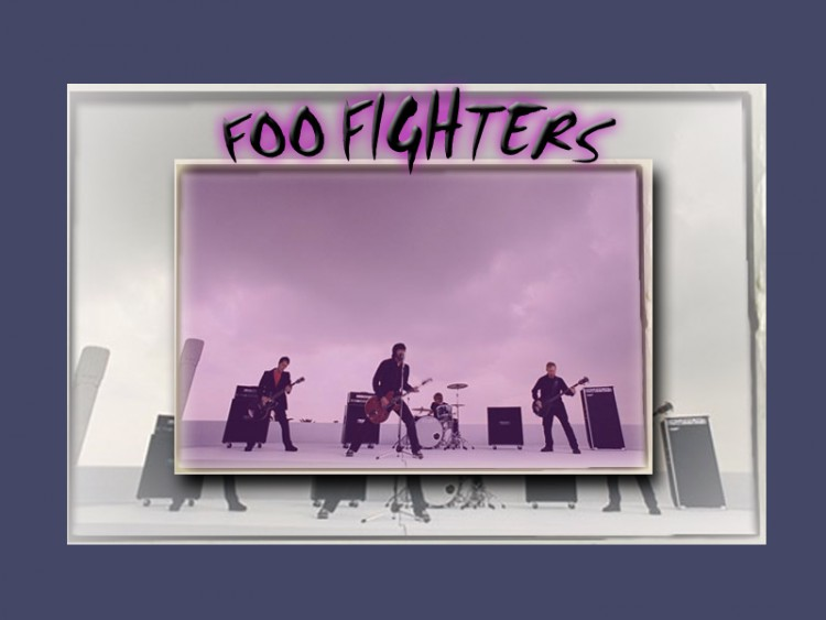 Fonds d'écran Musique Foo Fighters Wallpaper N°114123
