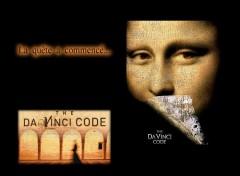 Fonds d'écran Cinéma Da Vinci Code, le film