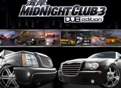 Fonds d'écran Jeux Vidéo Midnight Club 3