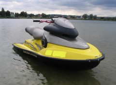 Wallpapers Sports - Leisures Jetski Sea Doo XP model 99