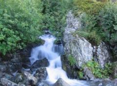 Fonds d'écran Nature Ruisseau du Mercier