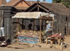 Fonds d'écran Voyages : Afrique Marché d'Antisirabé