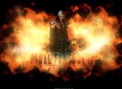 Fonds d'écran Cinéma Sephiroth Flashback
