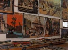 Wallpapers Trips : Africa tous des marchands de tapis ...
