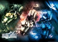 Fonds d'écran Jeux Vidéo FFVII:AC