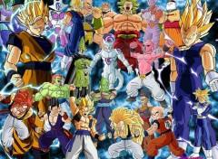 Fonds d'écran Jeux Vidéo Dragon Ball Z budokai/Tenkaichi