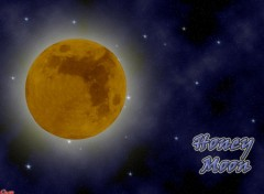Wallpapers Space Honey Moon