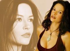 Fonds d'écran Célébrités Femme Catherine Zeta Jones