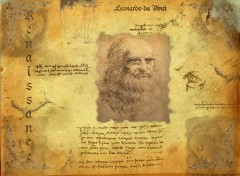 Wallpapers Celebrities Men Leonardo da Vinci
