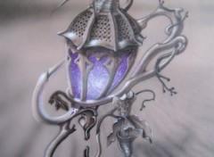 Fonds d'écran Art - Peinture Ame mystique...