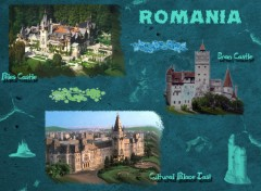 Wallpapers Trips : Europ Romanian Castles
