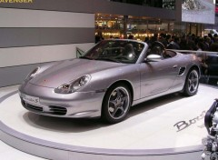 Wallpapers Cars Boxster S
