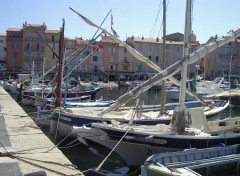 Wallpapers Boats Saint-Tropez