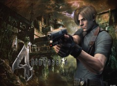 Wallpapers Video Games Resident Evil 4 - 05