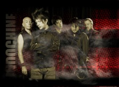 Wallpapers Music indochine 2005