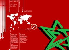 Fonds d'écran Art - Numérique Géographie du Maroc