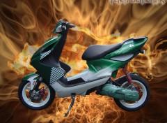 Fonds d'écran Motos nitro