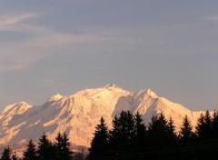 Fonds d'écran Nature Mt Blanc