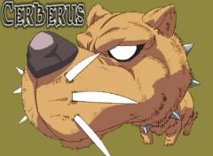 Fonds d'écran Manga Cerberus