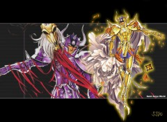 Wallpapers Manga aldebaran saint seiya world sacred saga