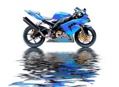 Fonds d'écran Motos Kawasaki ZX10R