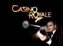 Fonds d'écran Cinéma Daniel Craig, le nouveau James...