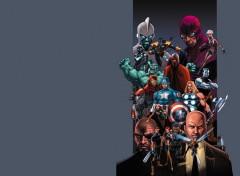 Fonds d'écran Comics et BDs ultimate