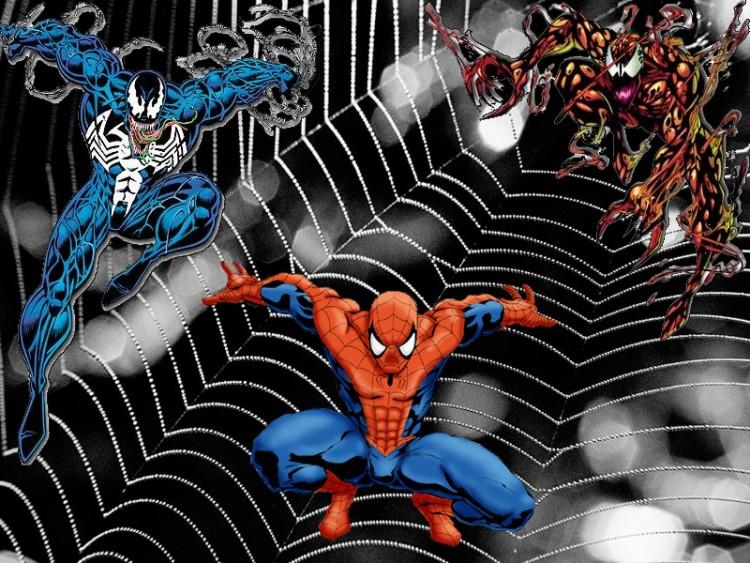 Fonds d'écran Comics et BDs Spider Man Wallpaper N°118790