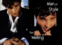 Fonds d'écran Célébrités Homme Tom Welling-Man of Style