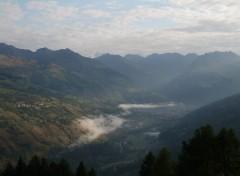 Fonds d'écran Nature Vallée de Bourg St Maurice