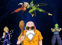 Fonds d'écran Manga Image sans titre N°118943