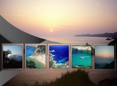 Wallpapers Trips : Europ montage corse 1