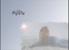 Wallpapers Music Mylène