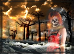 Wallpapers Digital Art happy hallowen