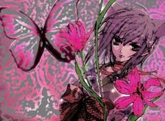 Fonds d'écran Manga ritsuka