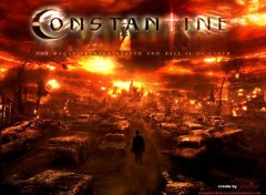 Wallpapers Movies Constantine