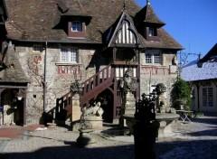 Wallpapers Trips : Europ Quelle est jolie la Normandie....