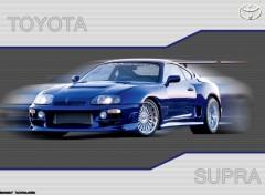 Fonds d'écran Voitures Toyota Supra 4th