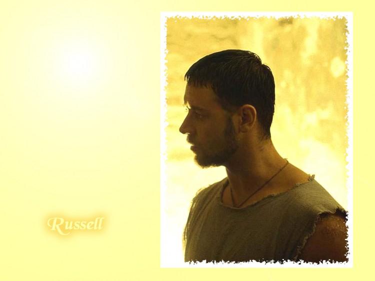 Fonds d'écran Célébrités Homme Russell Crowe Russell Maximus