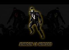 Fonds d'écran Comics et BDs Johnson le homard