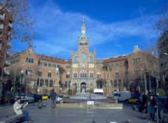 Fonds d'écran Voyages : Europe Hôpital Saint Paul
