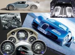 Fonds d'écran Voitures Bugatti 16-4 Veyron