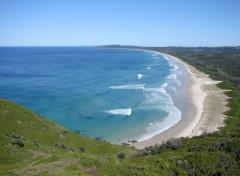 Wallpapers Trips : Oceania Byron Bay, le point le plus à l'est de l'Australie