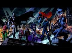 Fonds d'écran Comics et BDs silence