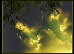 Fonds d'écran Nature Féérie des nuages