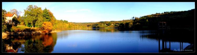 Fonds D Ecran Nature Fonds D Ecran Paysages Panorama Lac St Sylvestre Par Acidburn2 Hebus Com