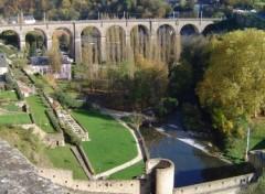 Fonds d'écran Voyages : Europe Luxembourg ville 5
