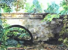 Fonds d'écran Art - Peinture marlieu